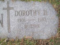 Dorothy <i>Haessly</i> Freeman