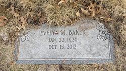 Evelyn Margaret Baker