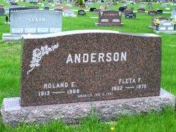 Fleta <i>Jenkins</i> Anderson