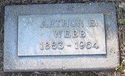 Arthur E Webb