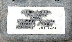 Barbara Jean <i>Brooks</i> Vieira