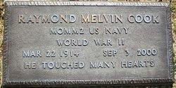 Raymond Melvin Cook