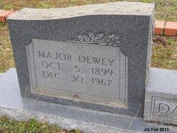 Major Dewey Daughtry