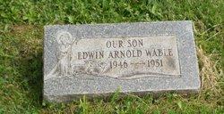 Edwin Arnold Wable