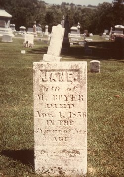 Jane <i>Thayne</i> Boyer