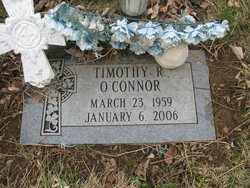 Timothy R O'Connor