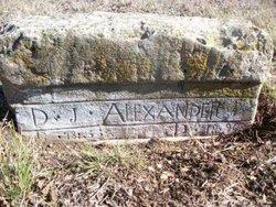 D. J. Alexander