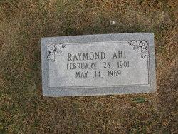 Raymond Ahl