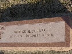 George Henry Cordes
