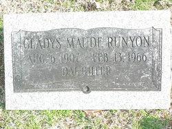 Gladys Maude Runyon