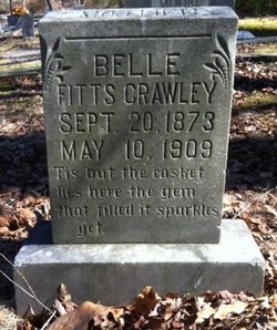 Belle <i>Fitts</i> Crawley