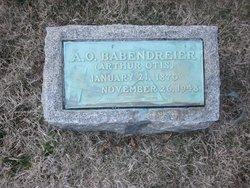 Arthur Otis Babendreier