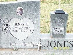 Henry D Jones