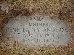 Irene R Anderson