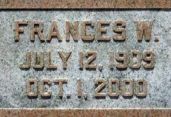 Frances <i>Wilke</i> Haussner