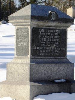 Eleanor Messenger <i>Dickinson</i> Angus