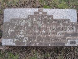 Rev George E Donnellon