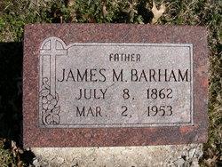 James M Barham