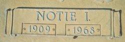 Notie Irene Norene <i>Alexander</i> Canon