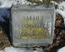 Sarah Jane <i>Van Hoozen</i> Donnelly