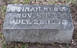 Hannah Block