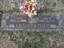 Vera Beatrice <i>Curtis</i> Armstrong