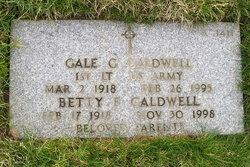 Gale G Caldwell