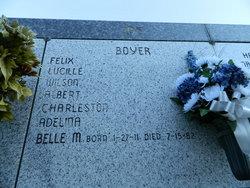 Lucille <i>Savoie</i> Boyer