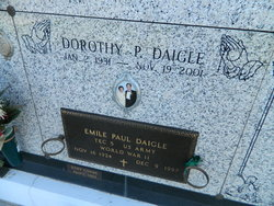Dorothy <i>Pitre</i> Daigle