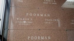 Wilbur S Poorman