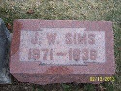 James W Sims