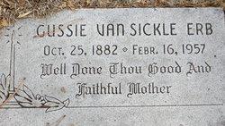 J. Agusta Gussie <i>Van Sickle</i> Erb