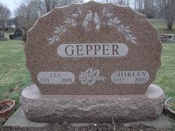 Shirley A <i>Shoemaker</i> Gepper