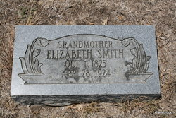 Elizabeth A. <i>Carr</i> Smith
