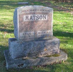 Inger <i>Peterson</i> Matson