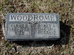 Romey Arthur Woodrome