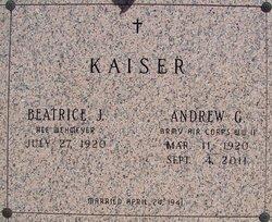 Andrew George Kaiser
