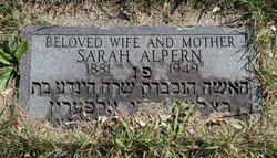 Sarah Alpern