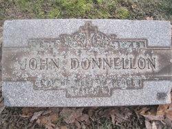John J Jack Donnellon