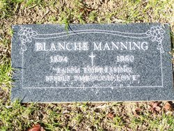 Blanche <i>Keans</i> Manning