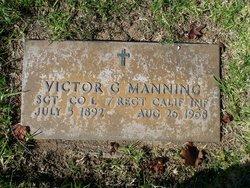 Victor George Manning