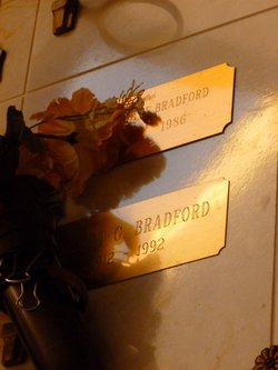 May Jeannette Bradford