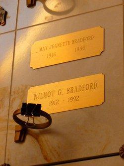 Wilmot G Bradford