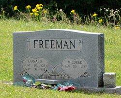 Mildred Ivy Freeman