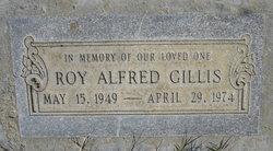 Roy Alfred Gillis