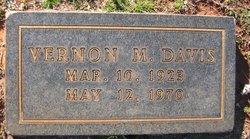 Vernon Mont Davis