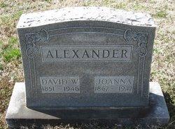David W. Alexander