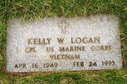 Kelly W Logan