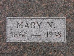 Mary Novella <i>Cowan</i> Allen