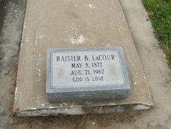 Marie Resia Raiser <i>Bordelon</i> Lacour